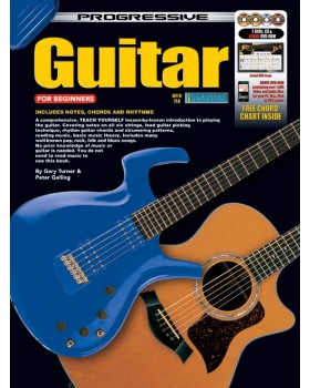 Progressive Guitar - Teach Yourself How to Play Guitar