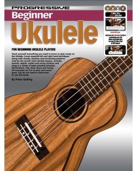 Progressive Beginner Ukulele - Teach Yourself How to Play Ukulele