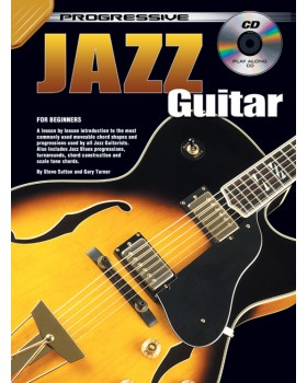 Progressive Jazz Guitar - Teach Yourself How to Play Guitar