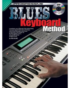 Progressive Blues Keyboard Method - Teach Yourself How to Play Keyboard