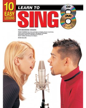 10 Easy Lessons - Learn To Play Learn to Sing - Teach Yourself How to Play Singing