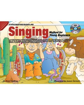 Progressive Singing Method for Young Beginners - Songs for Kids to Sing