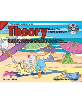 Progressive Theory Method for Young Beginners - How to Play Theory for Kids