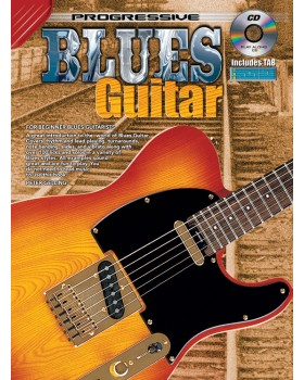 Progressive Blues Guitar - Teach Yourself How to Play Guitar