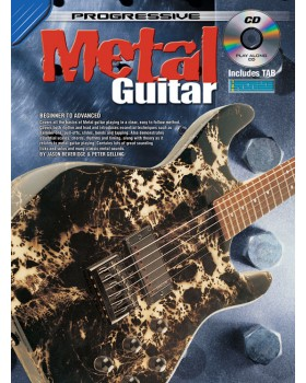 Progressive Metal Guitar Method - Teach Yourself How to Play Guitar