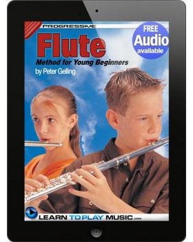 Flute Lessons for Kids - How to Play Flute for Kids (Free Audio Available)
