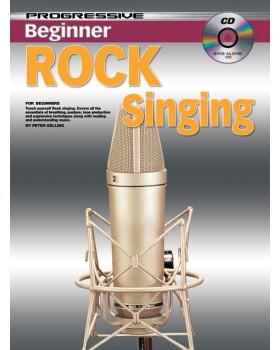 Progressive Beginner Rock Singing - Teach Yourself How to Sing