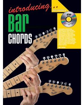 Introducing Bar Chords - Teach Yourself How to Play Guitar