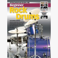 Progressive Beginner Rock Drums