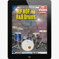 Hip-Hop and R&B Drum Lessons for Beginners