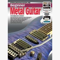 Progressive Beginner Metal Guitar