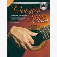 Progressive Classical Guitar