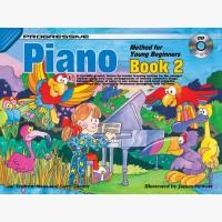 Progressive Piano Method for Young Beginners - Book 2