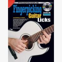 Progressive Fingerpicking Guitar Licks
