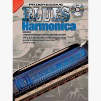 Progressive Blues Harmonica