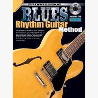 Progressive Blues Rhythm Guitar Method