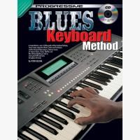 Progressive Blues Keyboard Method
