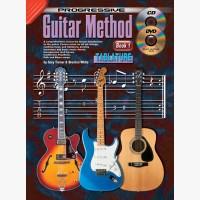 Progressive Guitar Method - Book 1 with TAB