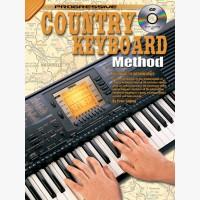 Progressive Country Keyboard Method