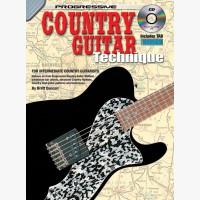 Progressive Country Guitar Technique