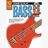10 Easy Lessons - Learn To Play Bass