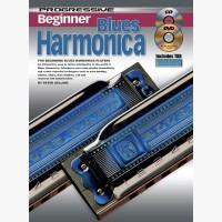 Progressive Beginner Blues Harmonica