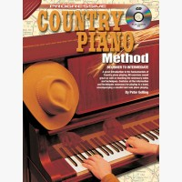 Progressive Country Piano Method