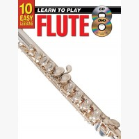 10 Easy Lessons - Learn To Play Flute