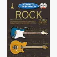 Progressive Complete Learn To Play Rock Guitar Manual