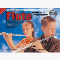 Progressive Flute Method for Young Beginners