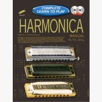 Progressive Complete Learn To Play Harmonica Manual