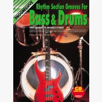 Progressive Rhythm Grooves for Bass and Drums