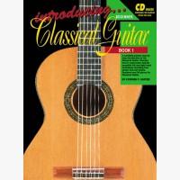 Introducing Classical Guitar - Book 1
