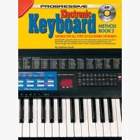 Progressive Keyboard Method - Book 2