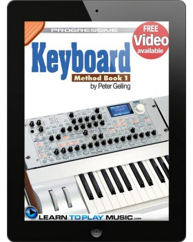 Keyboard Lessons - Teach Yourself How to Play Keyboard (Free Video Available)