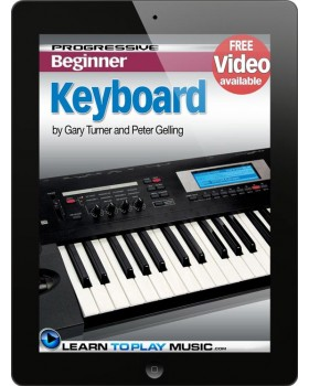 Keyboard Lessons for Beginners - Teach Yourself How to Play Keyboard (Free Video Available)