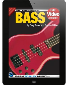 Bass Guitar Lessons - Teach Yourself How to Play Bass Guitar (Free Video Available)