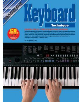 Progressive Keyboard Technique - Teach Yourself How to Play Keyboard