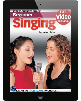 Singing Lessons for Beginners - Teach Yourself How to Sing (Free Video Available)