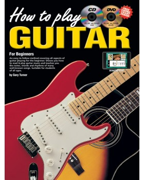 How To Play Guitar - Teach Yourself How to Play Guitar