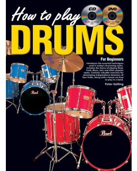 How To Play Drums - Teach Yourself How to Play Drums