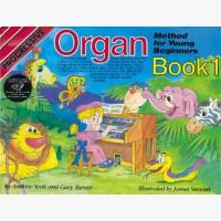 Progressive Organ Method for Young Beginners