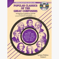 Progressive Popular Classics of the Great Composers - Volume 4