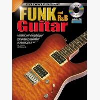 Progressive Funk and R&B Guitar Method