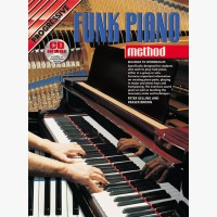 Progressive Funk Piano Method