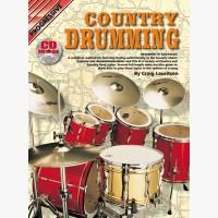 Progressive Country Drumming