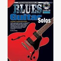 Progressive Blues Guitar Solos