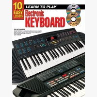 10 Easy Lessons - Learn To Play Electronic Keyboard