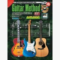 Progressive Guitar Method - Book 1 Supplementary Songbook