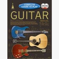 Progressive Complete Learn To Play Guitar Manual